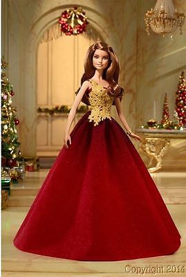 2016 HOLIDAY Hispanic Barbie Peace, Love, Hope Collection IN STOCK NOW!