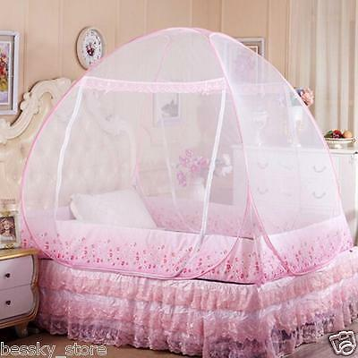 Mosquito Nets Bottomed Keeps Away Insects & Flies Tent Indoor Outdoor Play Tent