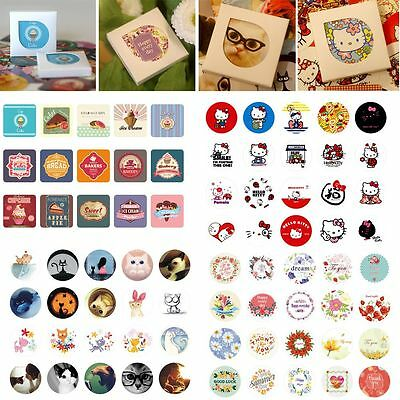 38X Autocollants Gommettes Maternelle Stickers Fantaisie Scrapbooking Carte DIY