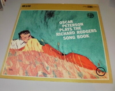 Oscar Peterson Plays The Richard Song Book - Verve Records - Made In Italy - Lp
