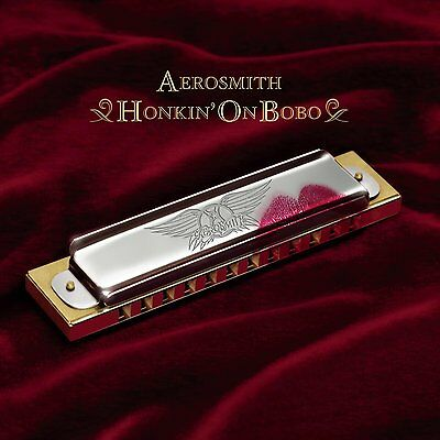AEROSMITH: Honkin' on Bobo [ROAD RUNNER,THE GRIND,STOP MESSIN' AROUND,I'M READY]