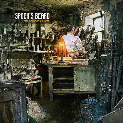 Spock's Beard - The Oblivion Particle (Deluxe Limited) (NEW CD)
