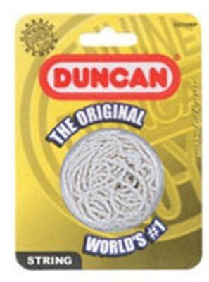 Duncan 5 Pack Cotton Yo-Yo Strings - White