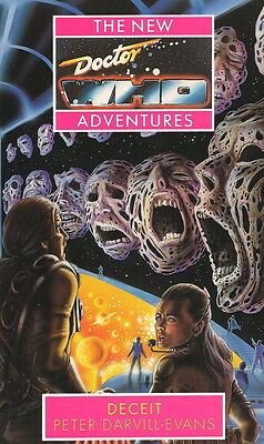 7th Dr Doctor Who Virgin New Adventures Book - DECEIT - (Mint New)