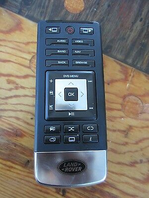 2014 2015 Land Rover Range Rover Rear Seat  Entertainment DVD REMOTE CONTROL OEM