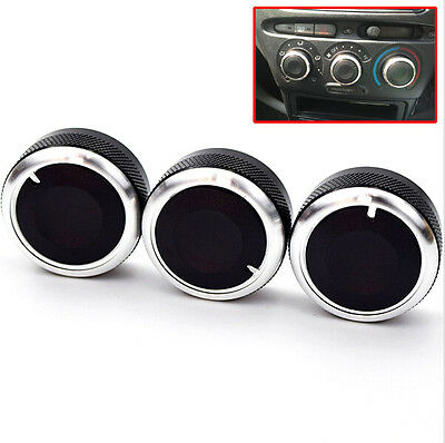 Fit For Toyota Yaris Vitz Echo 1998-2005 Switch Knobs Heater Buttons A/c Cover
