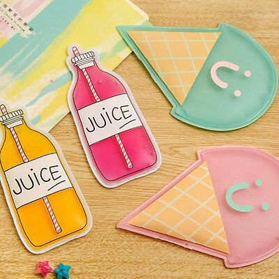 1 Pc Mini Cute Summer Portable Cooling Ice Bag Cold Ice Packs Random Color