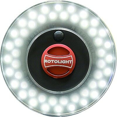 Rotolight RL48-B Stealth HD LED Ringlight
