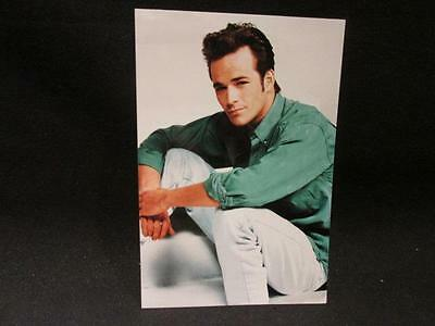 "Luke Perry #7064Y AGFA Color 4 X 6"" Professional Color Snapshot"