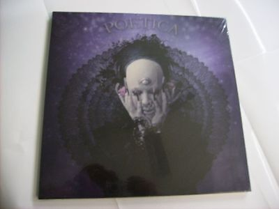 Sopor Aeternus - Poetica - 2Lp + Book Brand New Sealed 2013 - Ltd. Ed. 890 Units
