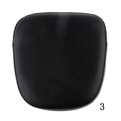Pad Cushion Motorcycle Back Rest Sissy bar Pad Comfort for Motorbike