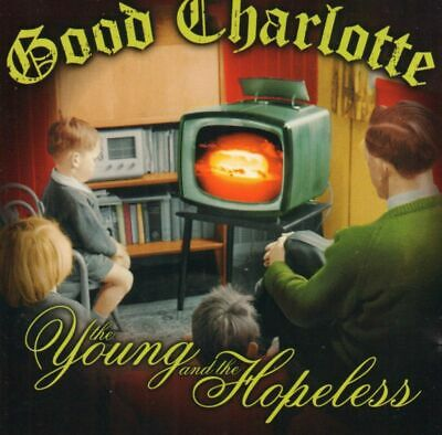 Good Charlotte(CD Album)The Young And The Hopeless-2002-VG