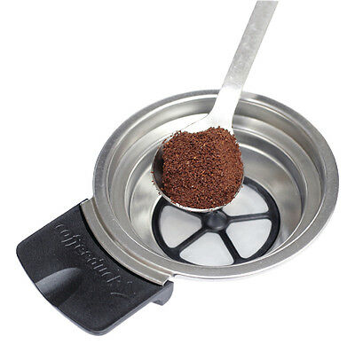 CoffeeDuck Coffee Filter Replacement for HD7860 & Senseo Twist Espresso Machines