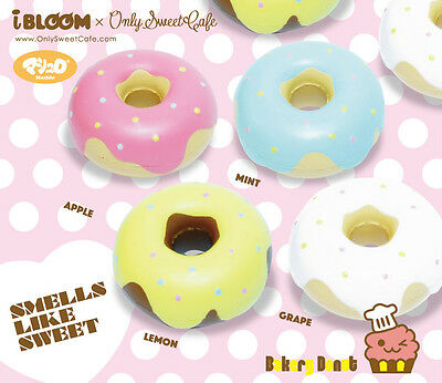 I-Bloom iBloom Japan Donut Realistic Squishy Masterpiece Stress Ball