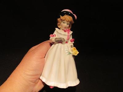 "Sharon 6"" Royal Doulton  #HN3047 Figurine Copyright 1983 Modelled by P Parsons"