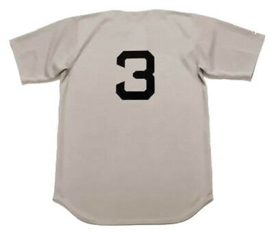 5e4ef6034 BABE RUTH New York Yankees 1929 Majestic Cooperstown Away Baseball Jersey