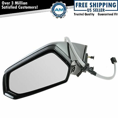 Side View Mirror Fits 2013 Nissan Altima LH New Power Light Signal Left Driver