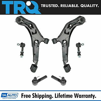 Suspension Control Arm Ball Joint Tie Rods Sway Bar For 2001-06 Chevrolet Tahoe