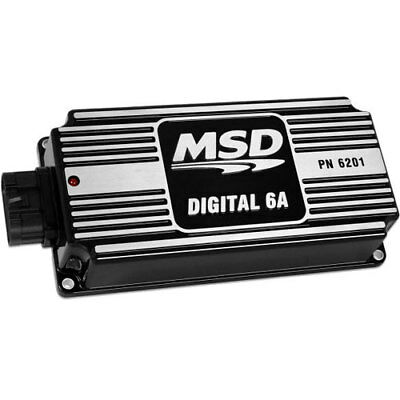 MSD Ignition 62013 Digital 6A Ignition Control Per Spark Energy: 135-145 mJ Will