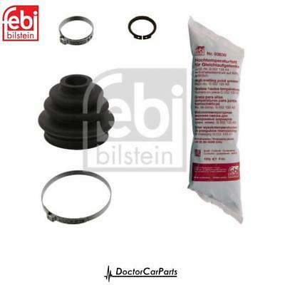 2x CV Boot Driveshaft Rubber Outer//Rear E39 525d 530d CHOICE2//2 98-04 2.5 3.0