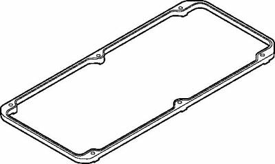 Rocker Cover Gasket 1035A914/MD310913 ELRING 125.970