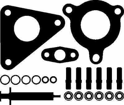 Turbo Charger Mounting Kit ELRING 715.340