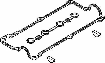 Rocker Cover Gasket Set 051198025 ELRING 712.470