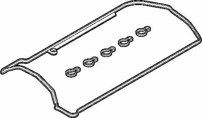Rocker Cover Gasket Set 6120160021 ELRING 330.370