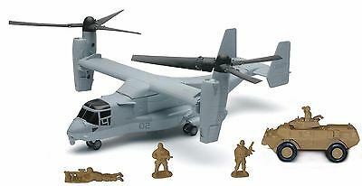 NewRay Bell Boeing V-22 Osprey 1:72 scale diecast model helicopter military N183