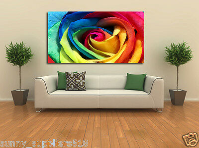 Modern abstract hand-painted painting decor wall on canvas (No Framed)