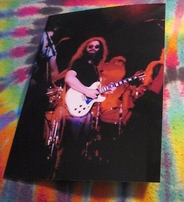 "Jerry Garcia - Stage Shot - 5"" X 7"" --------------  K @ @ L"