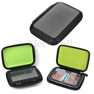 Universal 5 Inch Hard Shell Carry Case Bag Cover Pouch For TomTom For Garmin GPS