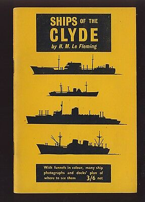 SHIPS OF THE CLYDE by FLEMMING