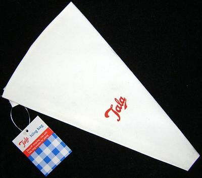 """NEW TALA TRADITIONAL CLOTH ICING PIPING BAG LARGE 30cm 12"""" 9030"""