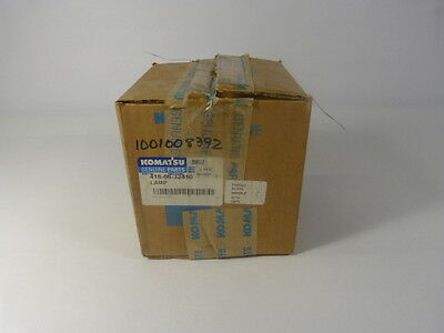 Komatsu 418-06-33410 Front Lamp for Cab ! NEW !