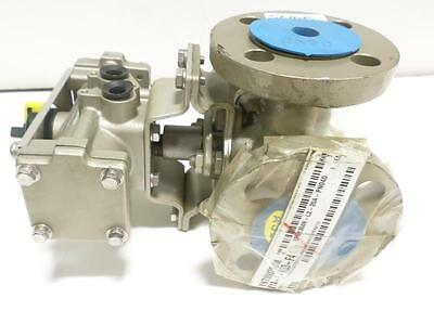 Actuated 1/4'ball Valve Flanged Pneumatic Ope. Valve Mgr0010