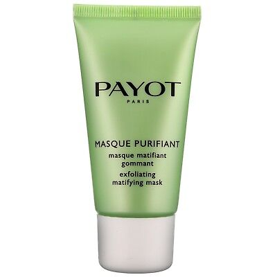 Payot Paris Expert Purete Masque Purifiant Matifiant Gommant 50ml for her