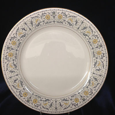 "International China Japan Belmont Chop Plate 12"" Yellow & Green Floral"