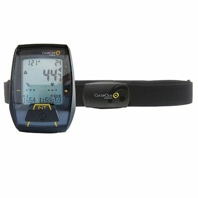 New Cycleops PowerTap Joule Cyclocomputer With Powercal Heart Rate Belt ANT+
