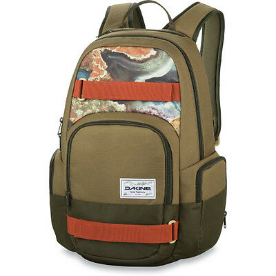Dakine Atlas 25l Unisex Rucksack Skate Backpack - Thunderegg One Size