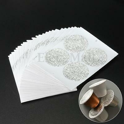 100Pcs Aluminum Foils Lids Sticker For Refilling Nespresso Coffee Capsule Cups