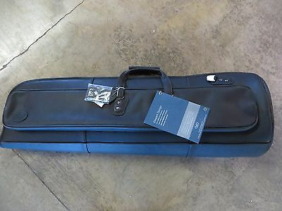 "Reunion Blues Clearance Black Leather Bass Trombone 9"" Pro Gig Bag 511-15-29"