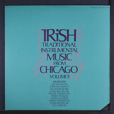 VARIOUS: Irish Traditional Instrumenal Music From The East Coast Of America, Vo
