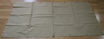 Wwi British Mark V Rubberized Ground Sheet