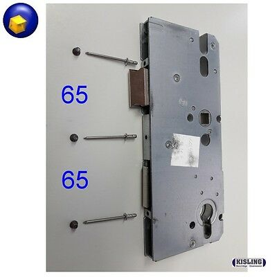 Special Repair lock KFV for Multipoint locks 92 PZ 65 Bay lock without Stulp