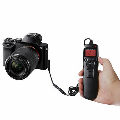 Time Lapse Intervalometer Timer Remote Shutter for Sony A7S A7R A7 A6000 DC692