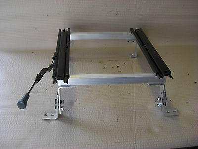 Pair Of Universal Car Seat Subframes (1 Pair) With Sliding Runner  Sub2