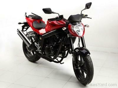 BRAND NEW HYOSUNG GD250 250cc N RED