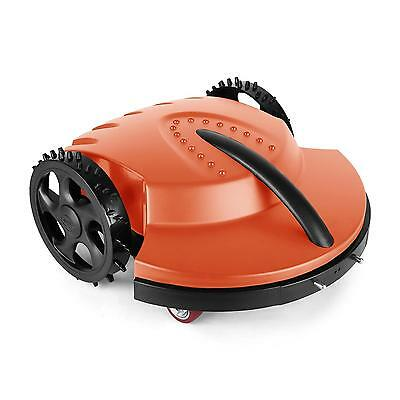 Automatic Robot Lawn Mower Long Life 3 H Battery 1500M² Range Rain Sensor Orange