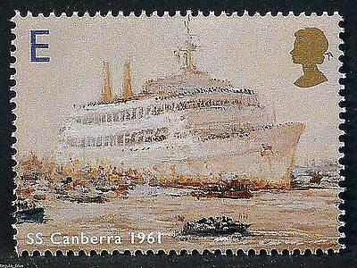"""""""SS Canberra"""" (1961) illustrated on 2004 Stamp - Unmounted mint"""